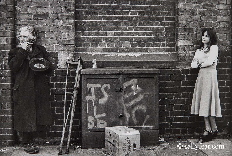 Weekend London © Sally Fear