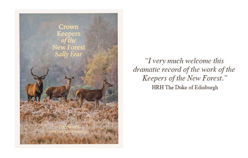 sally fear crown keepers